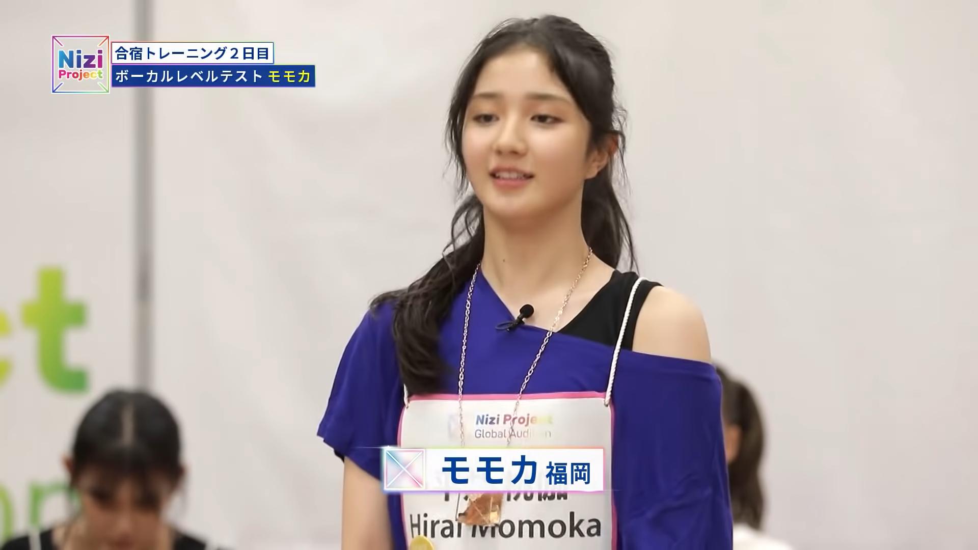 虹プロ メンバー モモカ